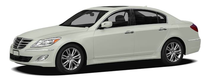 2012 Hyundai Genesis 3 8 4dr Rear Wheel Drive Sedan Pricing And Options