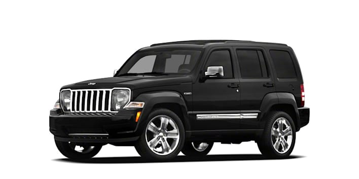 Jeep Liberty 2012 Black