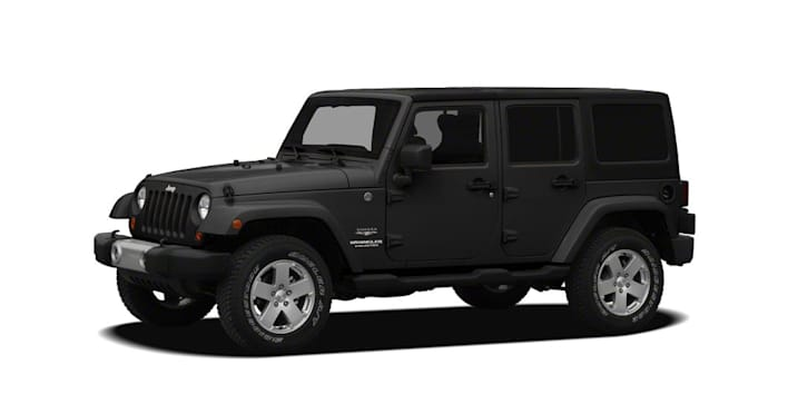 2012 Jeep Wrangler Unlimited Sport 4dr 4x4 Pricing And Options