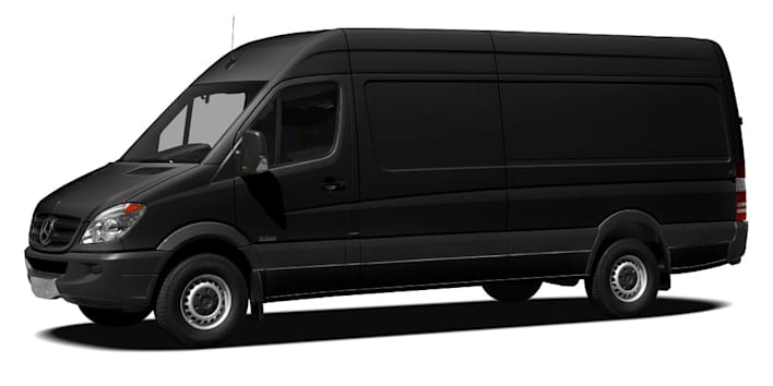 2012 mercedes benz sprinter class high roof sprinter 2500 extended cargo van 170 in wb pricing. Black Bedroom Furniture Sets. Home Design Ideas