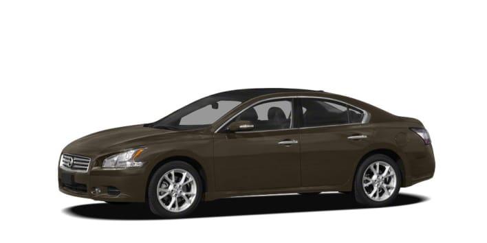 2012 Nissan Maxima 3 5 S 4dr Sedan Specs And Prices
