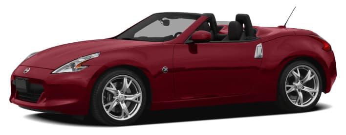 2012 nissan 370z touring 2dr roadster pricing and options. Black Bedroom Furniture Sets. Home Design Ideas