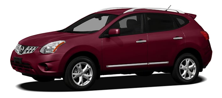 2012 Nissan Rogue S 4dr All Wheel Drive Pricing And Options