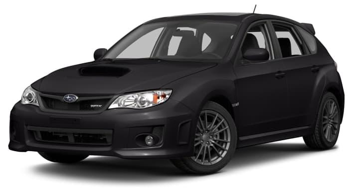 2012 Subaru Impreza WRX 4dr Allwheel Drive Hatchback Specs and Prices