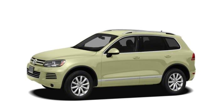 2012 Volkswagen Touareg Tdi Executive 4dr All Wheel Drive