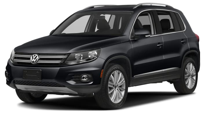 2017 Volkswagen Tiguan 2 0t S 4dr All Wheel Drive 4motion