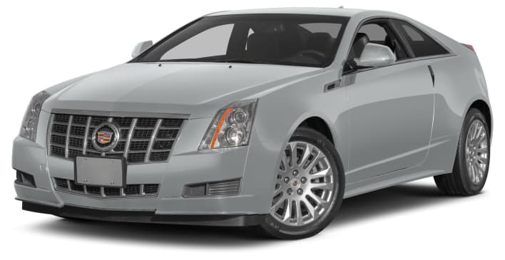 2013 Cadillac Cts Base 2dr All Wheel Drive Coupe Pricing