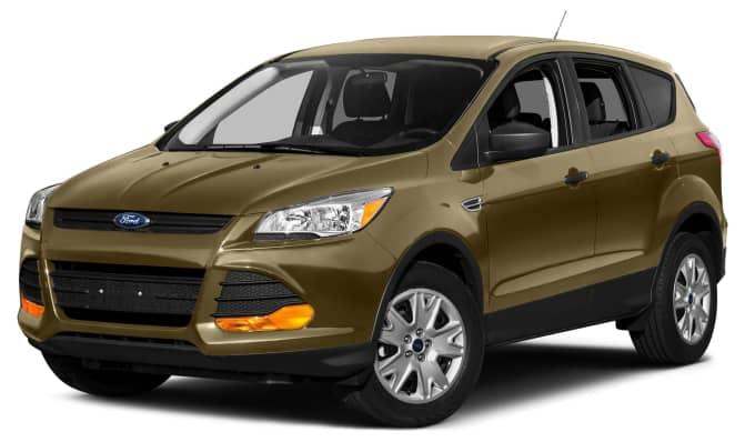 2014 ford escape titanium 4dr front wheel drive pricing - Ford escape exterior colors 2014 ...
