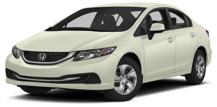 2013 Honda Civic Lx 4dr Sedan Pricing And Options