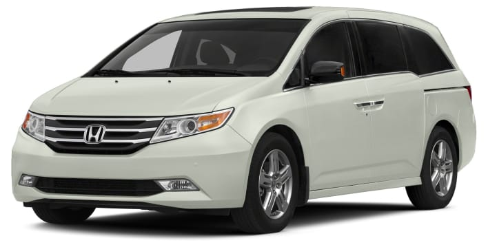 2013 Honda Odyssey Touring Elite Passenger Van Pricing And