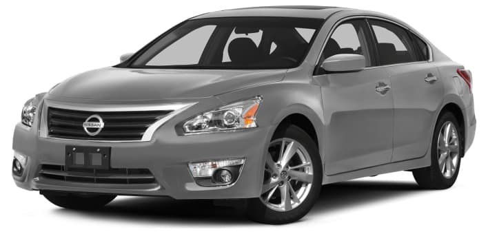 2013 Nissan Altima 2 5 Sv 4dr Sedan Pricing And Options