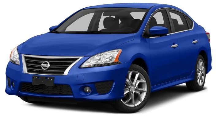 2013 Nissan Sentra Sr 4dr Sedan Pricing And Options