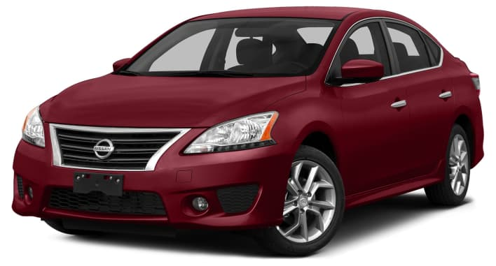 2015 nissan sentra sr 4dr sedan specs and prices. Black Bedroom Furniture Sets. Home Design Ideas