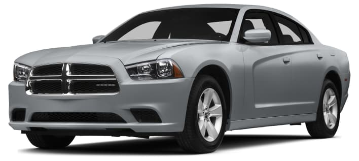 2014 Dodge Charger SXT 4dr Rearwheel Drive Sedan Specs and Prices