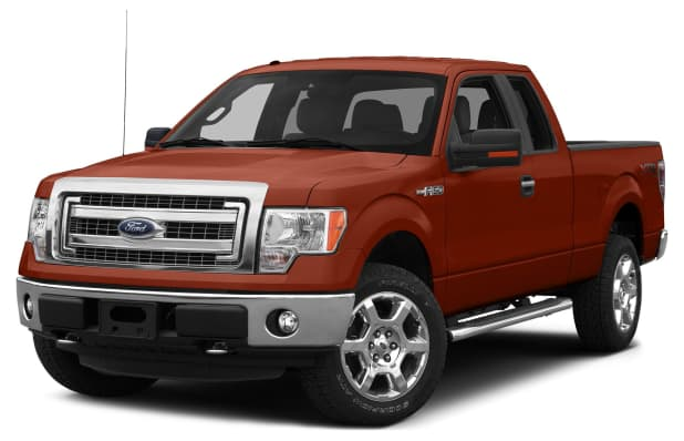 2014 ford f 150 xlt 4x4 supercab styleside 8 ft box 163 in wb pricing and options for 2014 ford f 150 exterior colors