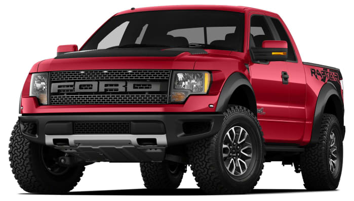 2014 Ford Raptor Towing Capacity >> 2014 Ford F-150 SVT Raptor 4x4 SuperCab Styleside 5.5 ft. box 133 in. WB Specs and Prices