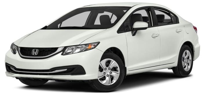 2014 Honda Civic Lx 4dr Sedan Equipment