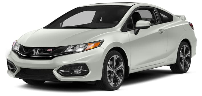 2014 Honda Civic Si 2dr Coupe Pricing And Options