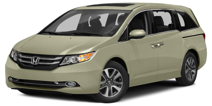 2014 Honda Odyssey Touring Elite Passenger Van Pricing And Options