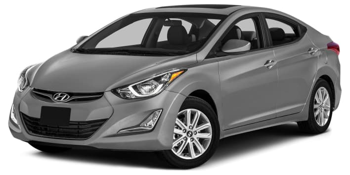 2014 Hyundai Elantra Sport 4dr Sedan Specs And Prices