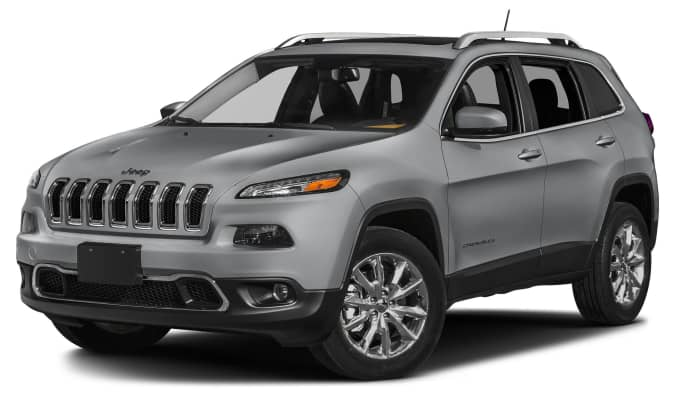 Jeep 4x4 2017 >> 2017 Jeep Cherokee Limited 4dr 4x4 Pricing And Options