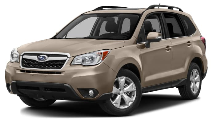 2016 Subaru Forester Touring 4dr All Wheel Drive Pricing And Options