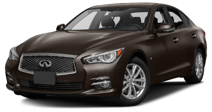 2014 INFINITI Q50 Premium 4dr All-wheel Drive Sedan Specs and Prices
