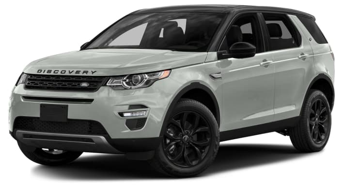 2017 land rover discovery sport se 4dr 4x4 pricing and options. Black Bedroom Furniture Sets. Home Design Ideas