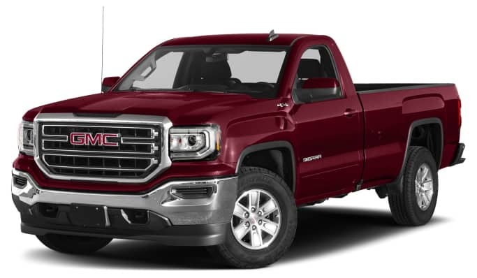 2017 gmc sierra 1500 sle 4x2 regular cab 6 6 ft box 119 in wb equipment. Black Bedroom Furniture Sets. Home Design Ideas