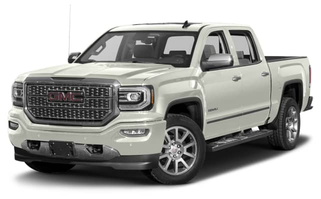 2018 GMC Sierra 1500 Denali 4x4 Crew Cab 5.75 ft. box 143.5 in. WB Pricing and Options | Autoblog