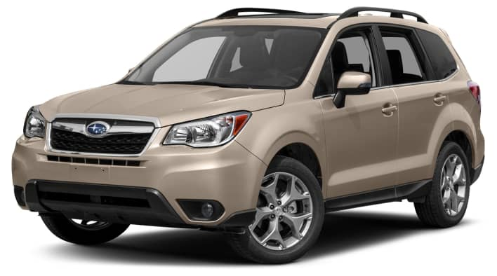 2016 Subaru Forester Limited 4dr All Wheel Drive Pricing And Options