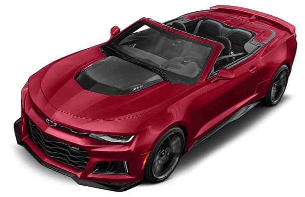 2017 Chevrolet Camaro Zl1 2dr Convertible Specs And Prices