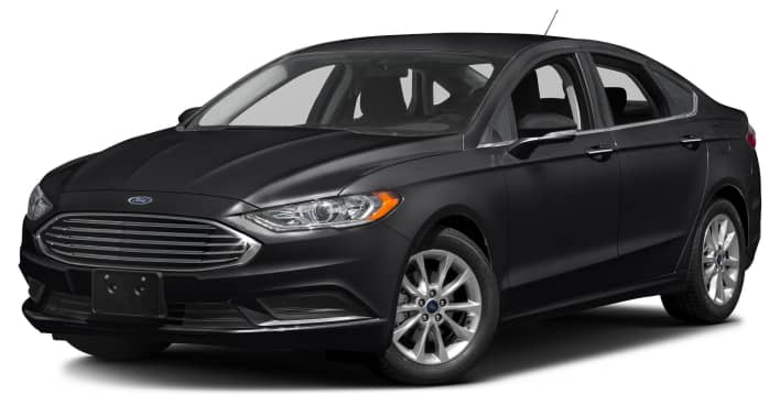 2017 Ford Fusion SE 4dr Allwheel Drive Sedan Pricing and Options