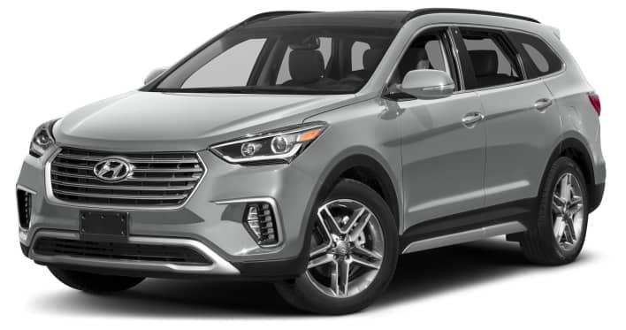2017 Hyundai Santa Fe Se Ultimate 4dr All Wheel Drive Pricing And Options