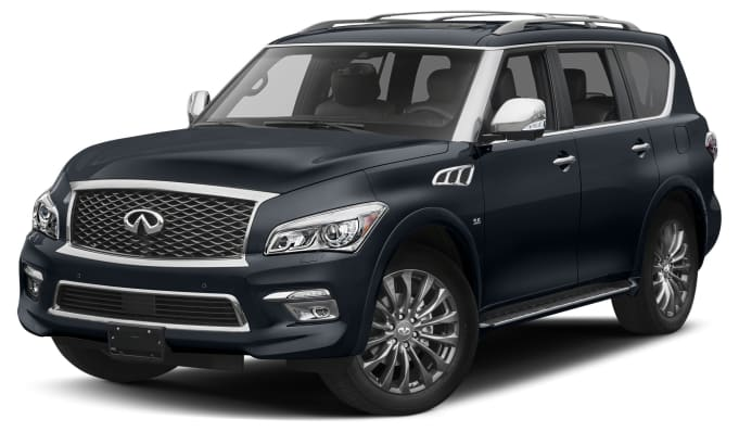 2016 Infiniti Qx80 Limited 4dr All Wheel Drive Pricing And