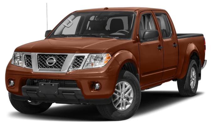 Nissan Frontier Bed Size >> 2018 Nissan Frontier Sv 4x4 Crew Cab 4 75 Ft Box 125 9 In Wb Specs