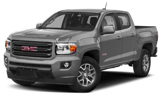 Gmc Dealers In Ct >> 2019 GMC Canyon All Terrain w/Leather 4x4 Crew Cab 5 ft. box 128.3 in. WB Pricing and Options