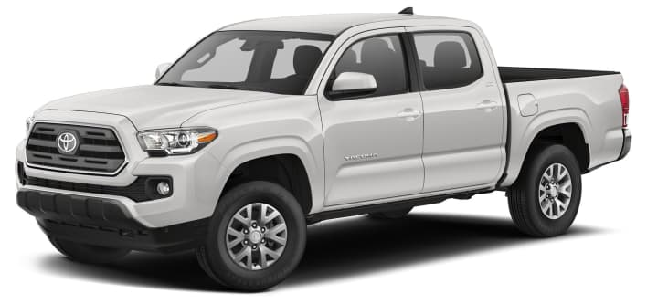 2018 Tacoma Colors >> 2018 Toyota Tacoma Sr5 V6 4x4 Double Cab 127 4 In Wb Pricing And Options