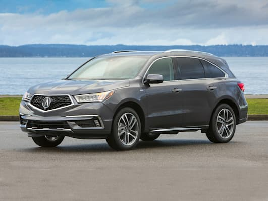 2020 Acura Mdx Sport Hybrid Advance Package 4dr Sh Awd Specs And Prices