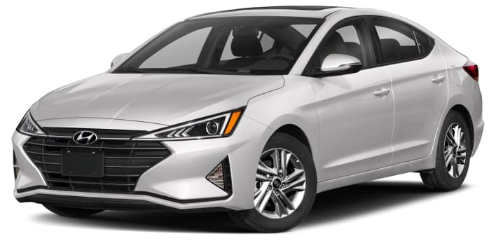 2019 Hyundai Elantra Eco 4dr Sedan Pricing And Options