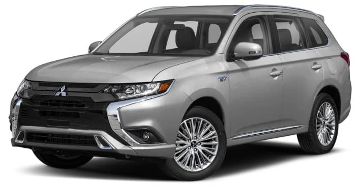 2019 Mitsubishi Outlander Phev Sel 4dr Awc Pricing And Options