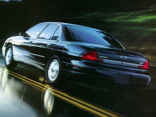 1999 Chevrolet Lumina Ltz 4dr Sedan Specs And Prices