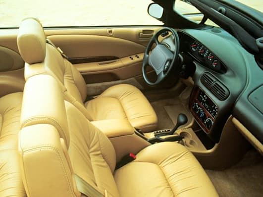 1999 Chrysler Sebring Jxi 2dr Convertible Equipment. Exterior Color. Chrysler. 1999 Chrysler Sebring Firing Order Diagram At Scoala.co