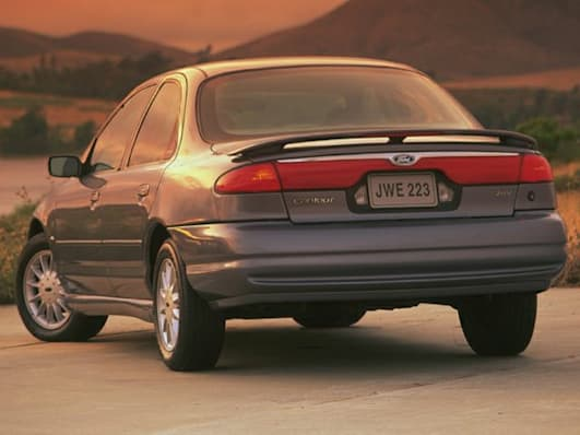 1999 Ford Contour SE 4dr Sedan Specs And Prices