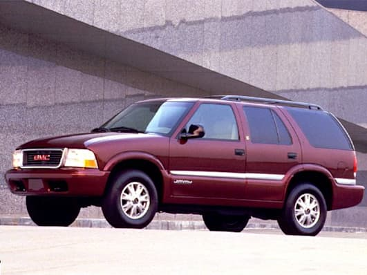 1999 GMC Jimmy SLT 4dr 4x4 Specs and Prices