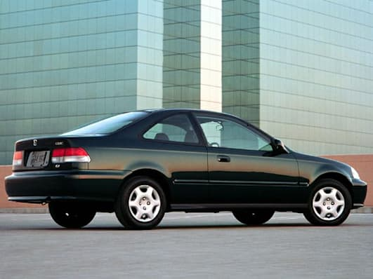 1999 Honda Civic Ex 2dr Coupe Pricing And Options
