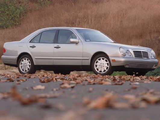 1999 Mercedes Benz E Class Base E 300 Diesel 4dr Sedan