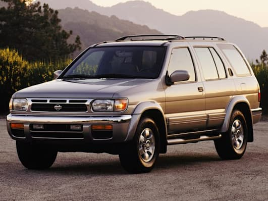 1999 nissan pathfinder le 4dr 4x4 pricing and options - 2013 nissan pathfinder interior colors ...