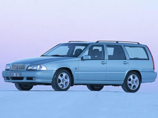 U Vogea on 2003 Volvo V70 Wagon Manual Mpg