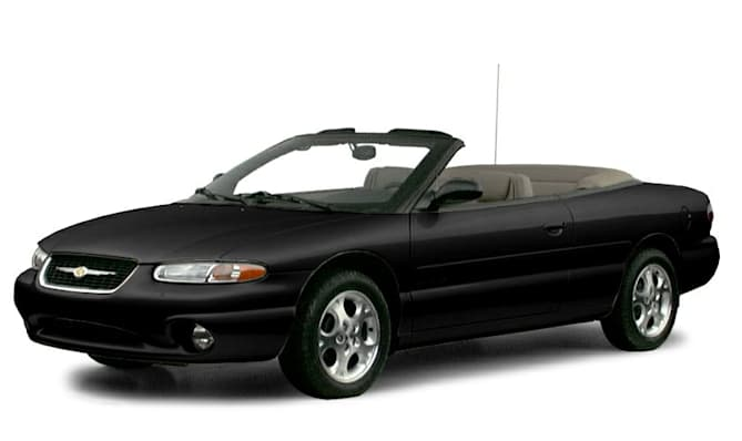 2000 chrysler sebring jxi 2dr convertible specs and prices. Black Bedroom Furniture Sets. Home Design Ideas
